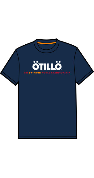 ÖTILLÖ W's T-shirt Design 1 Navy